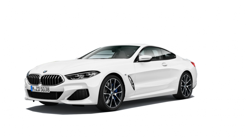 BMW 840i Coupe M Sport Saloon PCH